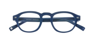 Filmore Harbor Blue, Photo Courtesy of Warby Parker