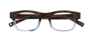 Warby Parker Huxley Eastern Bluebird Fade, Photo Courtesy Warby Parker