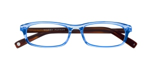 Warby Parker Nedwin Blue Sapphire, Photo Courtesy of Warby Parker