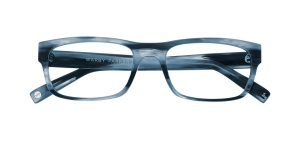 Wiloughby Striped Indigo, Photo Courtesy of Warby Parker