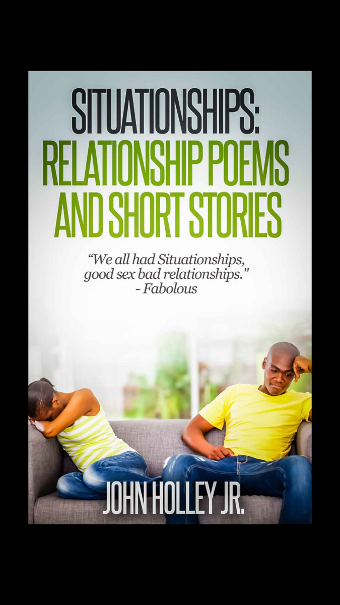 SITUATIONSHIPS: RELATIONSHIP POEMS AND SHORT STORIES