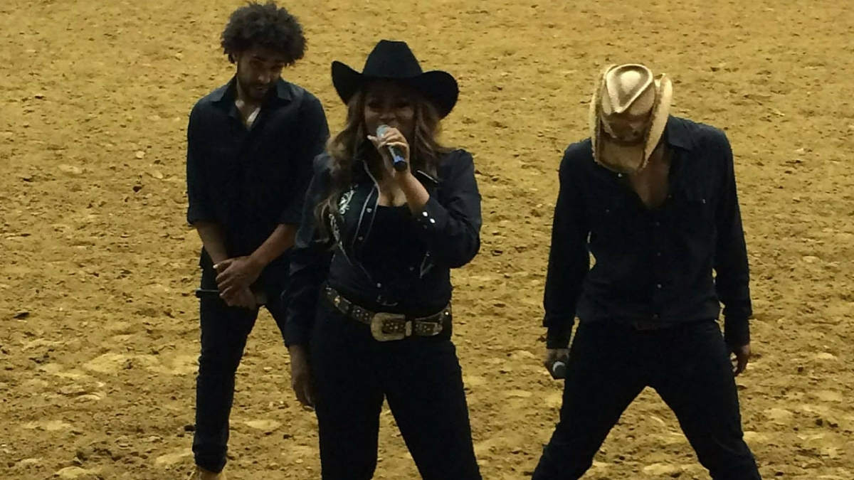 The Mississippi Black Rodeo 2016