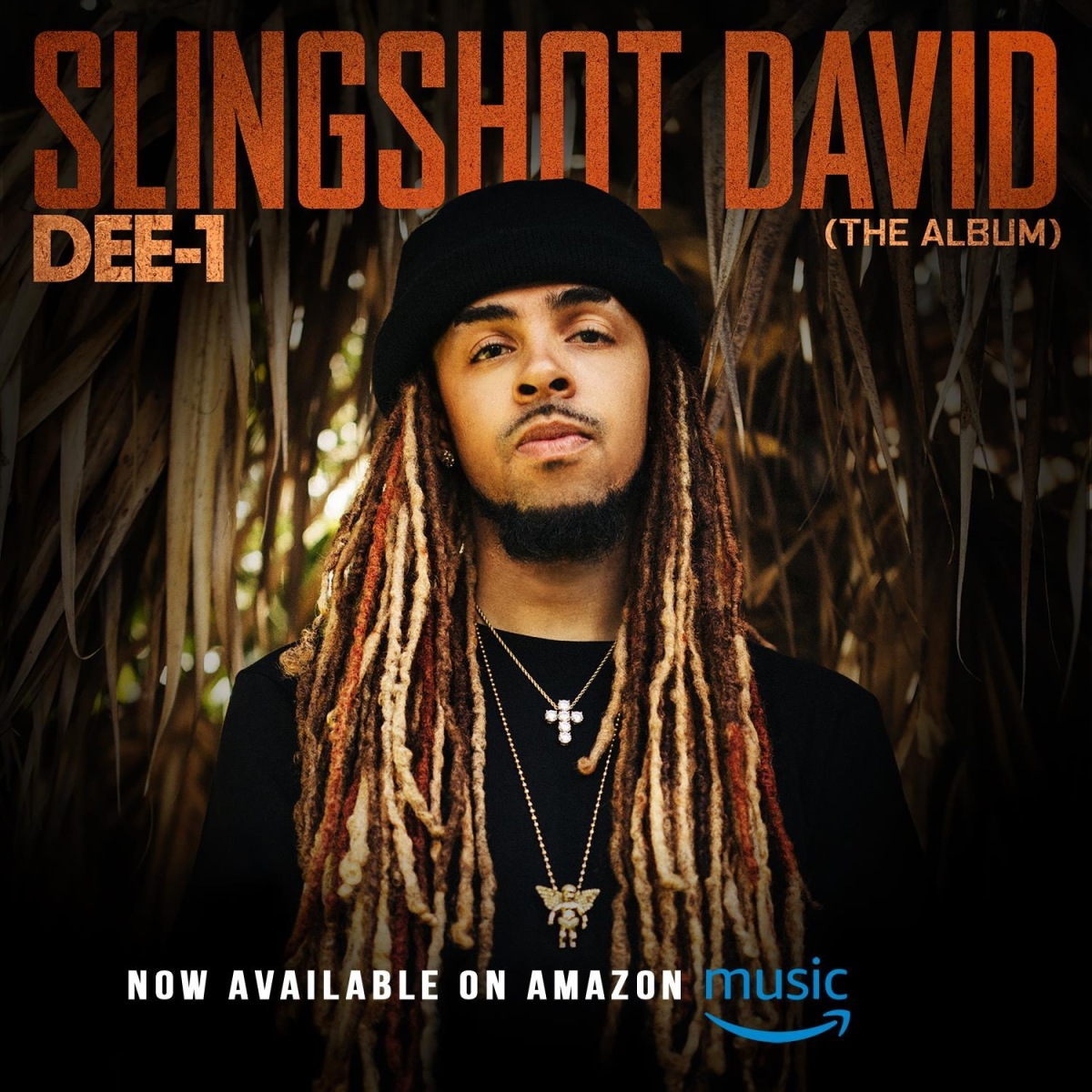 "HIP HOP ARTIST, DEE-1 RELEASES HIS MAJOR LABEL DEBUT ALBUM ""SLINGSHOT DAVID"""