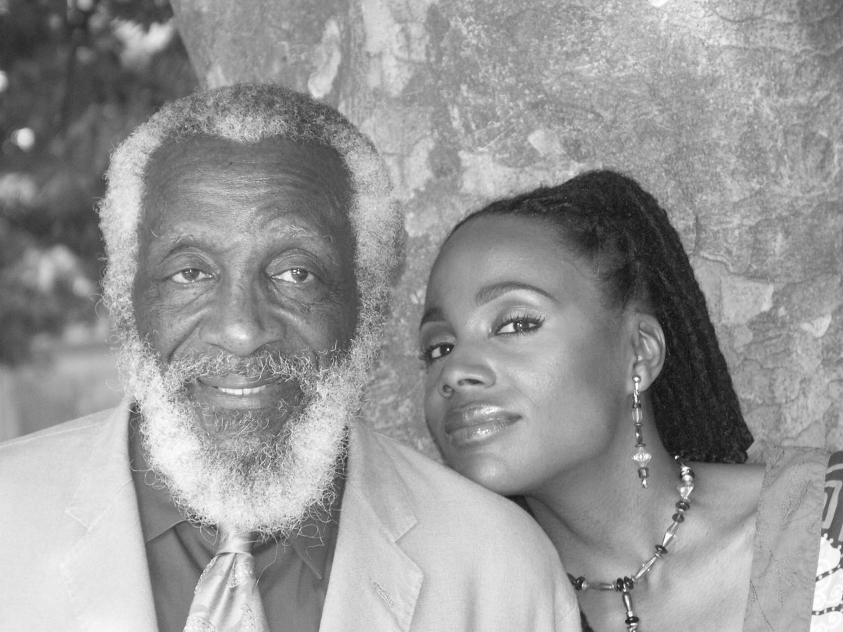 GStampz talks to singer and activist Ayanna Gregory about growing up with her father Dick Gregory, meditation, the importance of eating healthier, and more!
