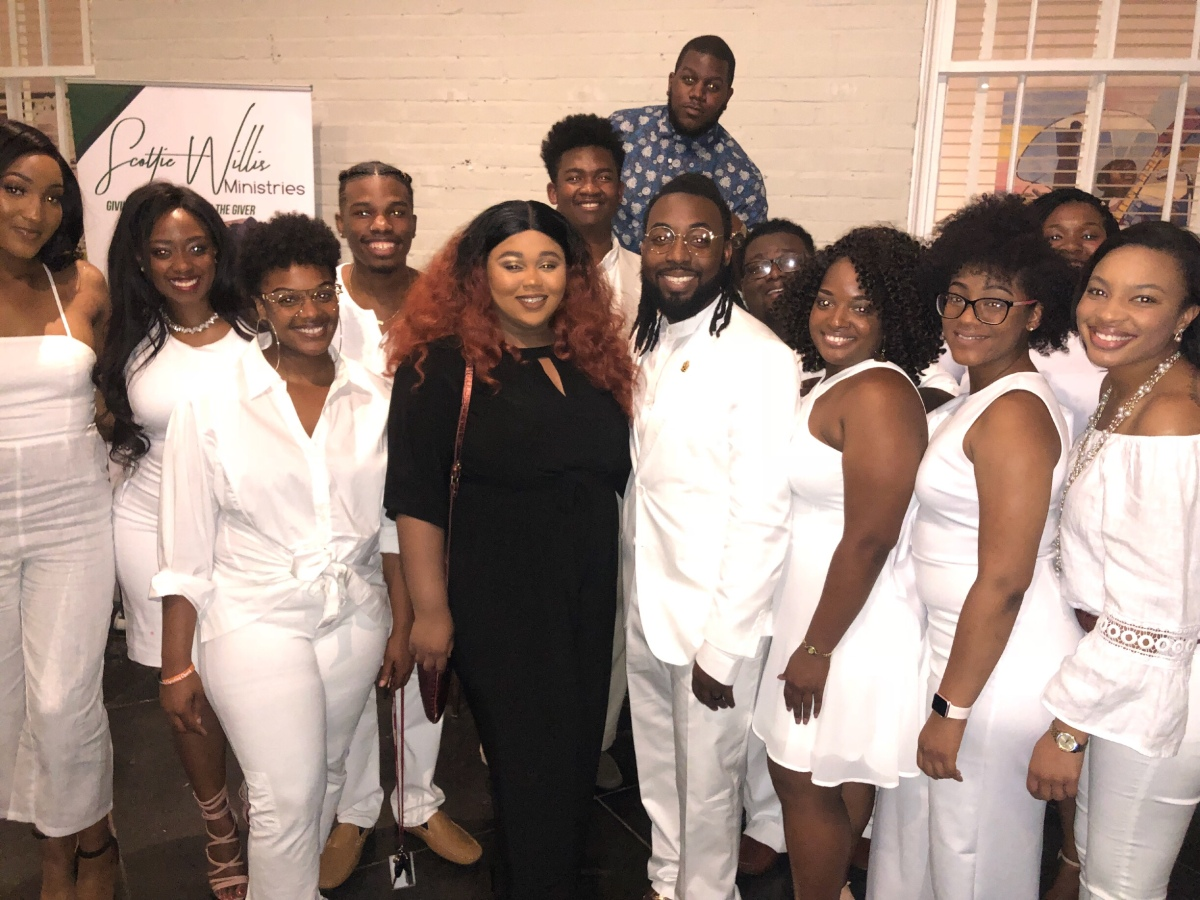 Southern Laced attends Scottie Willis & R.E.A.P.'s Album Release Party