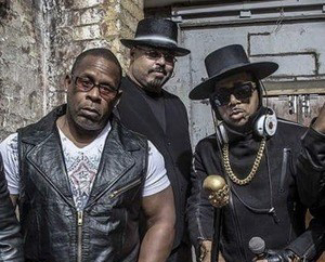 THE SUGARHILL GANG JOINS HIP HOP PIONEERS GRANDMASTER MELLE MEL & SCORPIO OF THE FURIOUS 5 TO FORM SUPERGROUP